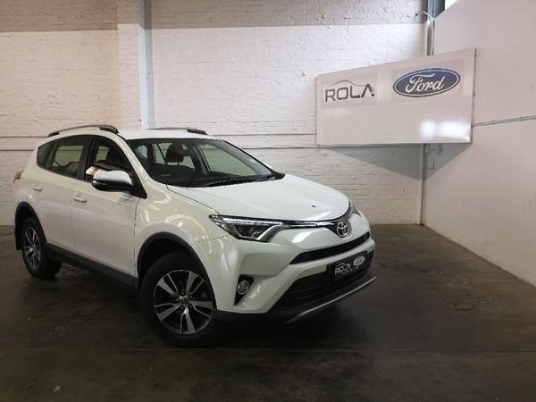 2016 Toyota Rav 4 2.0 GX Auto Western Cape Caledon_0