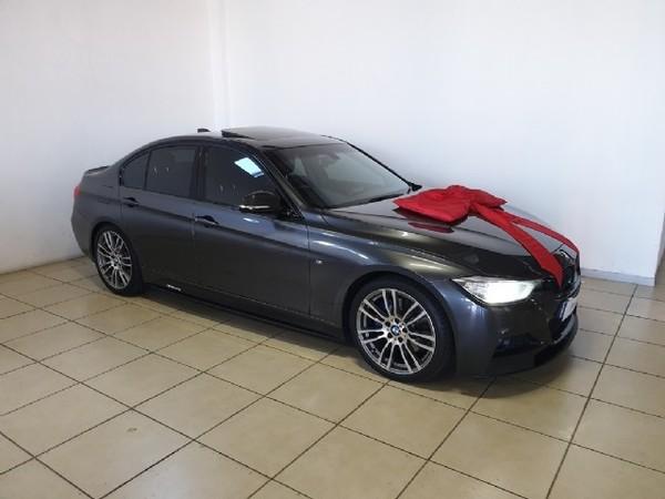 2015 BMW 3 Series 320D M Sport Auto Gauteng Randburg_0