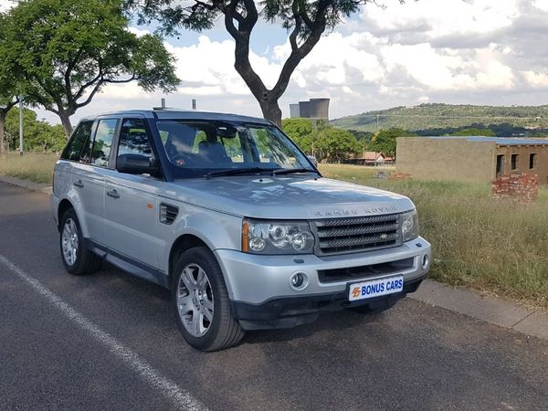 2006 Land Rover Range Rover Sport 4.2 V8 Supercharged Gauteng Pretoria West_0