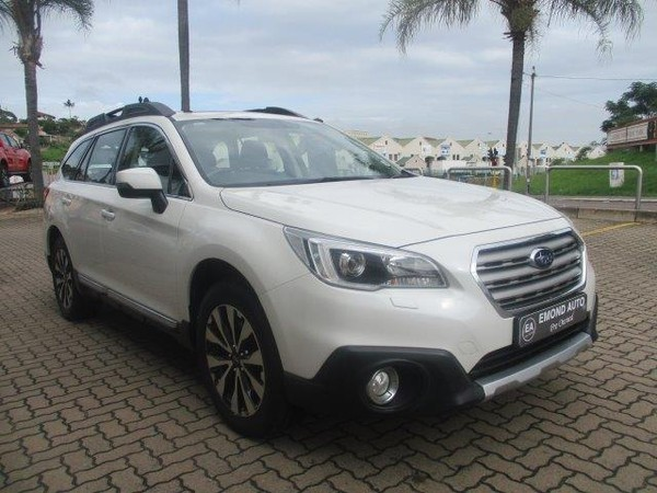 2015 Subaru Outback 2.5i-S CVT Kwazulu Natal Durban North_0