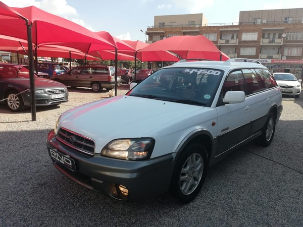 2004 Subaru Outback 2.5i Awd At  Gauteng Edenvale_0
