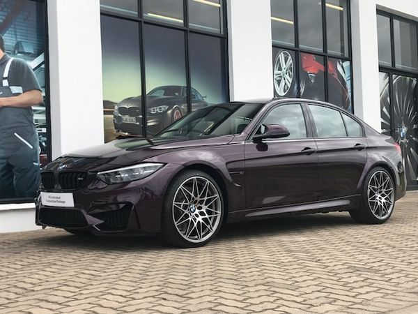 2018 BMW M3 M-DCT Competition Kwazulu Natal Richards Bay_0