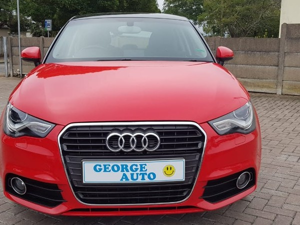 Used Audi A1 1 6 Tdi Ambition Sportback For Sale In Western Cape