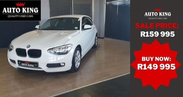 2013 BMW 1 Series 116i 3dr f21  Western Cape Cape Town_0