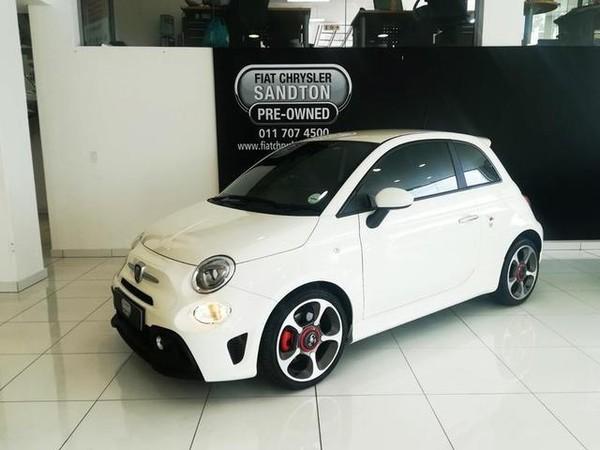 2019 Abarth 500 1.4T 595 Gauteng Bryanston_0