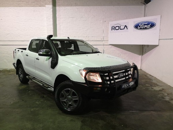 2015 Ford Ranger 3.2tdci Xlt 4x4 At Pu Dc  Western Cape Caledon_0