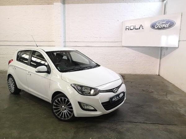 2014 Hyundai i20 1.4 Fluid  Western Cape Caledon_0