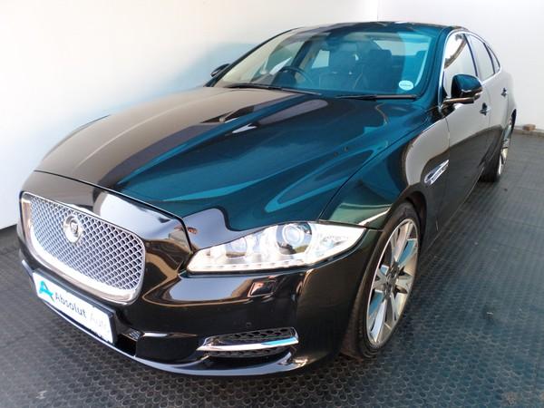 2010 Jaguar XJ 5.0 V8 Sc PORTFOLIO Gauteng Randburg_0