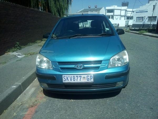 2005 Hyundai Getz 1.6  Gauteng Johannesburg_0