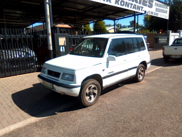 1998 Suzuki Vitara 5 Door  North West Province Klerksdorp_0