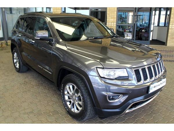 2016 Jeep Grand Cherokee 3.0L V6 CRD LTD Gauteng Menlyn_0