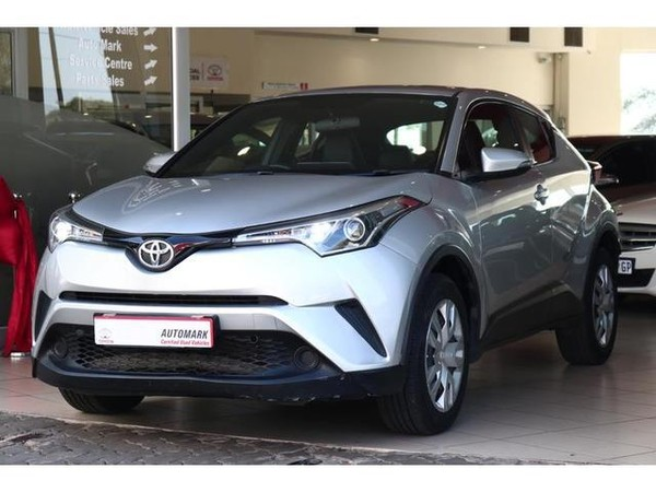 2017 Toyota C-HR 1.2T Gauteng Johannesburg_0