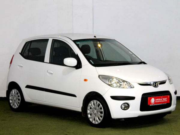 2011 Hyundai i10 1.1 Gls  Western Cape Diep River_0