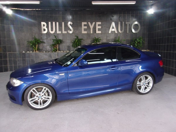 2011 BMW 1 Series 135i Coupe Exclusive At  Gauteng Silverton_0