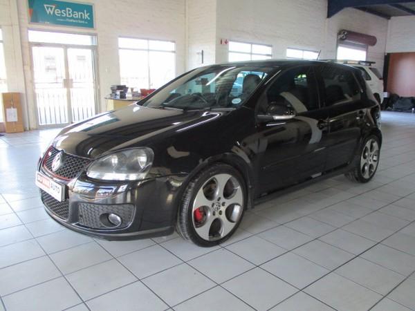 2009 Volkswagen Golf Gti 2.0t Fsi  Western Cape Knysna_0