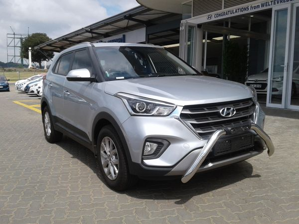 2019 Hyundai Creta 1.6 Executive Auto Gauteng Roodepoort_0