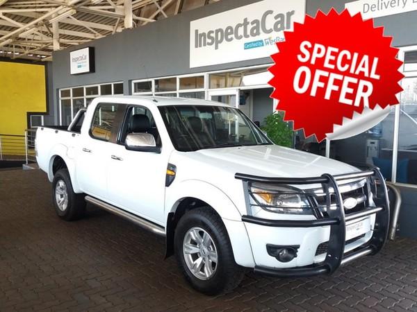 2012 Ford Ranger 3.0tdci Xle 4x4 At Pu Dc  Gauteng Centurion_0