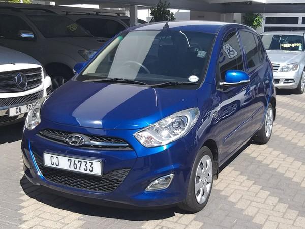 2012 Hyundai i10 1.2 Gls Hs  Western Cape Mowbray_0