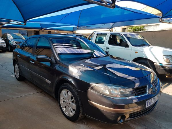 2007 Renault Laguna 2.0 Expression At  Gauteng Johannesburg_0