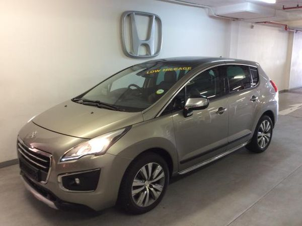 2015 Peugeot 3008 2.0 Hdi Executive  Allure At  Western Cape Tygervalley_0