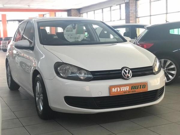 2009 Volkswagen Golf Vi 1.4 Tsi Trendline  Western Cape Cape Town_0