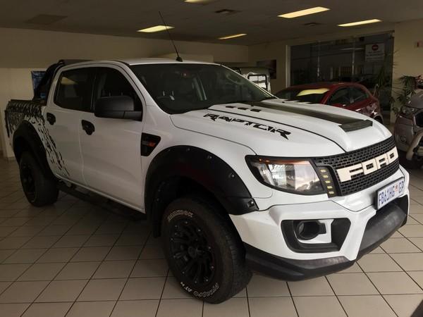 2015 Ford Ranger 2.2tdci Xls Pu Dc  Gauteng Randfontein_0