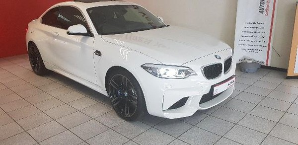 2018 BMW M2 M2 Coupe M-DCT Gauteng Springs_0