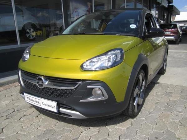 2016 Opel Adam 1.0T Rocks 3-Door Free State Kroonstad_0