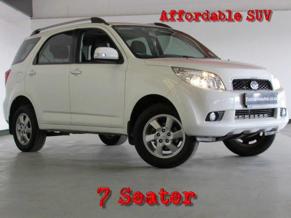 2010 Daihatsu Terios 7 Seat  Gauteng Pretoria_0