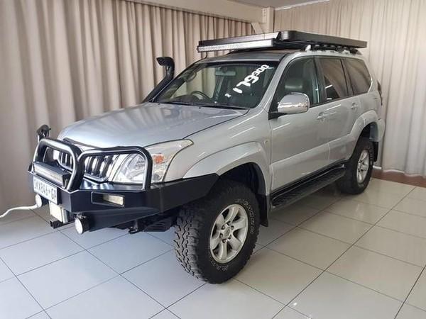 2005 Toyota Prado Vx 4.0 V6 At  Gauteng Vereeniging_0