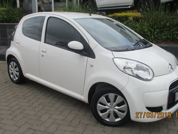 2011 Citroen C1 1.0i Seduction  Gauteng Johannesburg_0