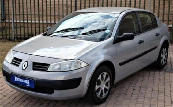 2006 Renault Megane Ii 1.6 Expression  Gauteng Roodepoort_0