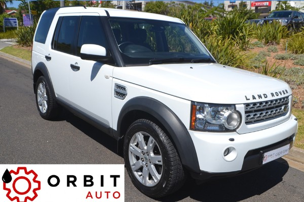 2011 Land Rover Discovery Land Rover Discovery 4 3.0 D V6 S. Only 168 000km Western Cape Durbanville_0