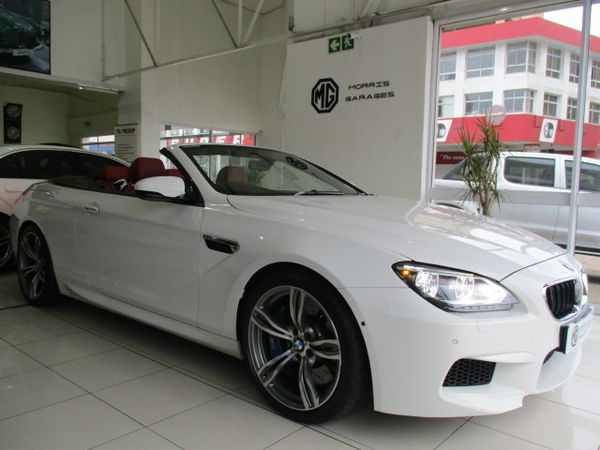 2014 BMW M6 Convertible f12  Kwazulu Natal Durban_0