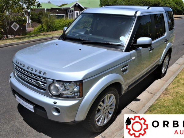 2012 Land Rover Discovery Discovery 4 3.0 SDV6 HSE. Only 116 000km Western Cape Durbanville_0