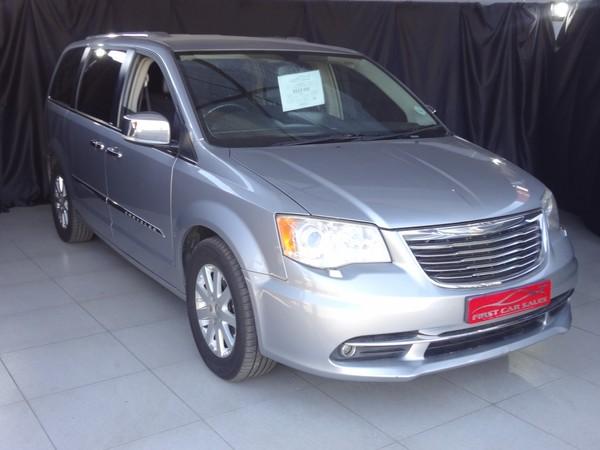 2013 Chrysler Grand Voyager 2.8 Limited At  Gauteng Johannesburg_0