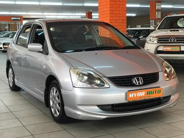 2004 Honda Civic 150 5dr  Western Cape Cape Town_0