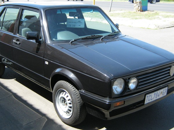 2006 Volkswagen CITI Chico 1.4  Gauteng Boksburg_0