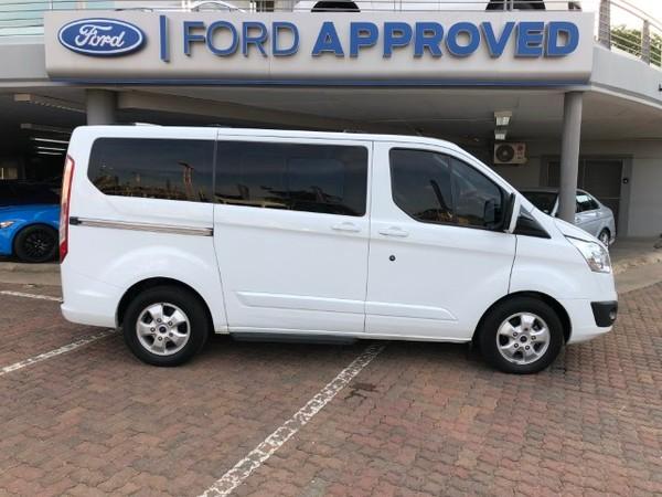 2017 Ford Tourneo Custom LTD 2.2TDCi SWB 114KW Gauteng Pretoria_0