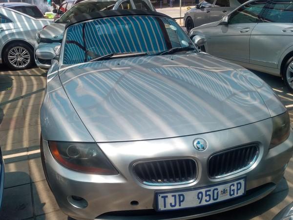 2005 BMW Z4 2.5si Roadster At e85  Gauteng Pretoria_0