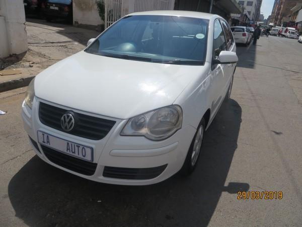 2004 Volkswagen Polo 1.6  Gauteng Johannesburg_0