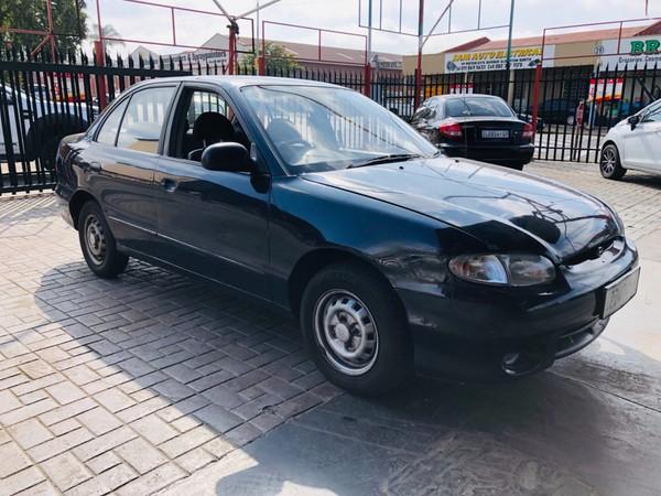 1997 Hyundai Accent 1.3 XS Automatic Gauteng Alberton_0