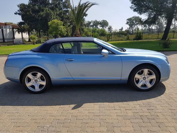 2007 Bentley Continental Gt Convertible  Gauteng Vanderbijlpark_0