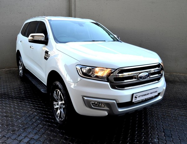 2017 Ford Everest 2.2 TDCi XLT Auto Gauteng Pretoria_0