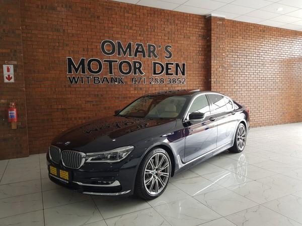 2018 BMW 7 Series 740i Individual G11 Mpumalanga Witbank_0