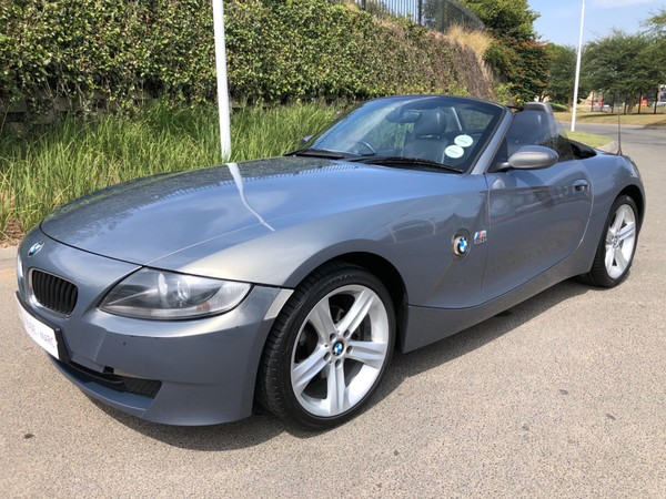 2007 BMW Z4 2.0i Exclusive Roadster e85  Gauteng Four Ways_0