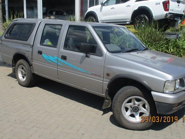 1996 Isuzu KB Series Kb 280 Dt Le Pu Dc  Gauteng Johannesburg_0