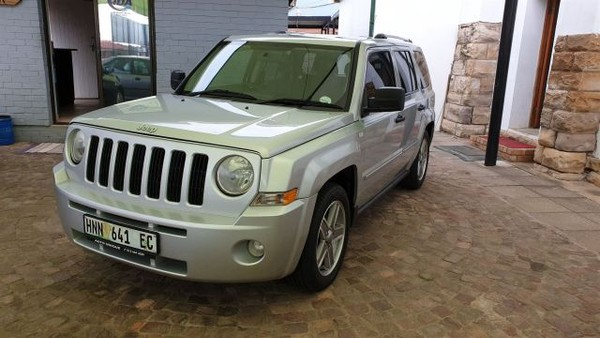 2008 Jeep Patriot 2.0 Crd Limited  Gauteng Springs_0