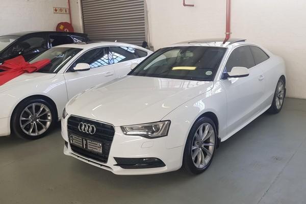 2014 Audi A5 2.0T FSI Multi Western Cape Maitland_0
