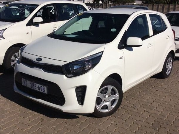 2018 Kia Picanto 1.0 Street DEMO Gauteng Waterkloof_0